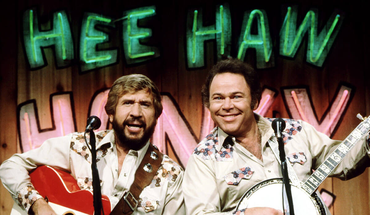 hee haw gave country music fans a home