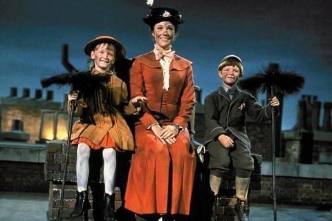 mary poppins publicity still
