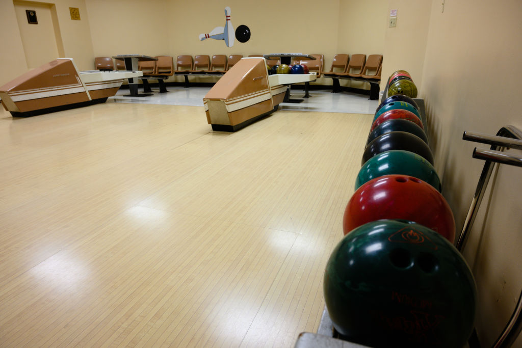 Bowling Ball Connection