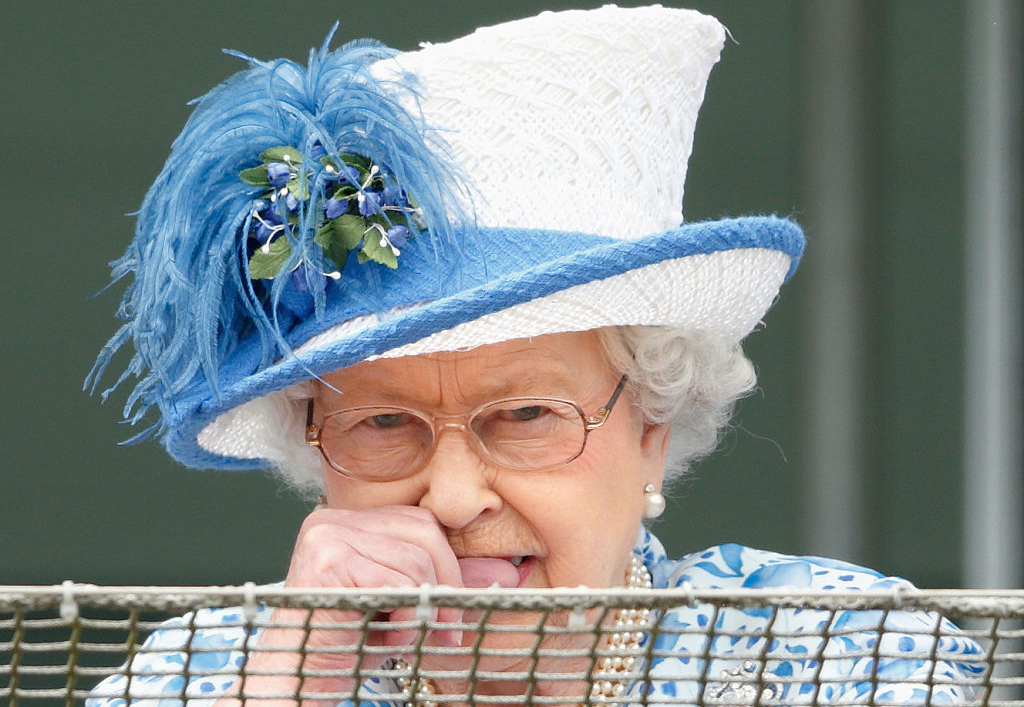 The Queen's Nails