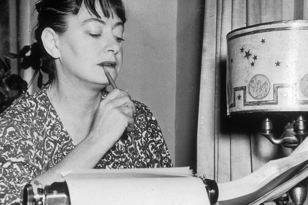 dorothy parker red channels huac blacklist