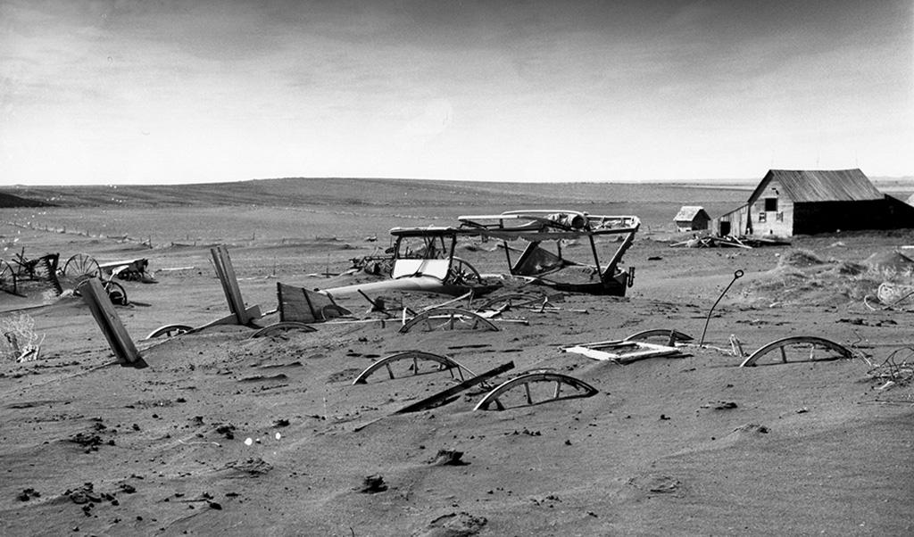 Severity Of The Dust Bowl