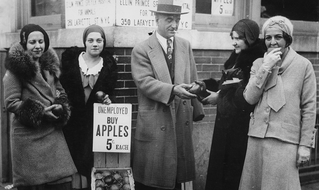 Selling Apples