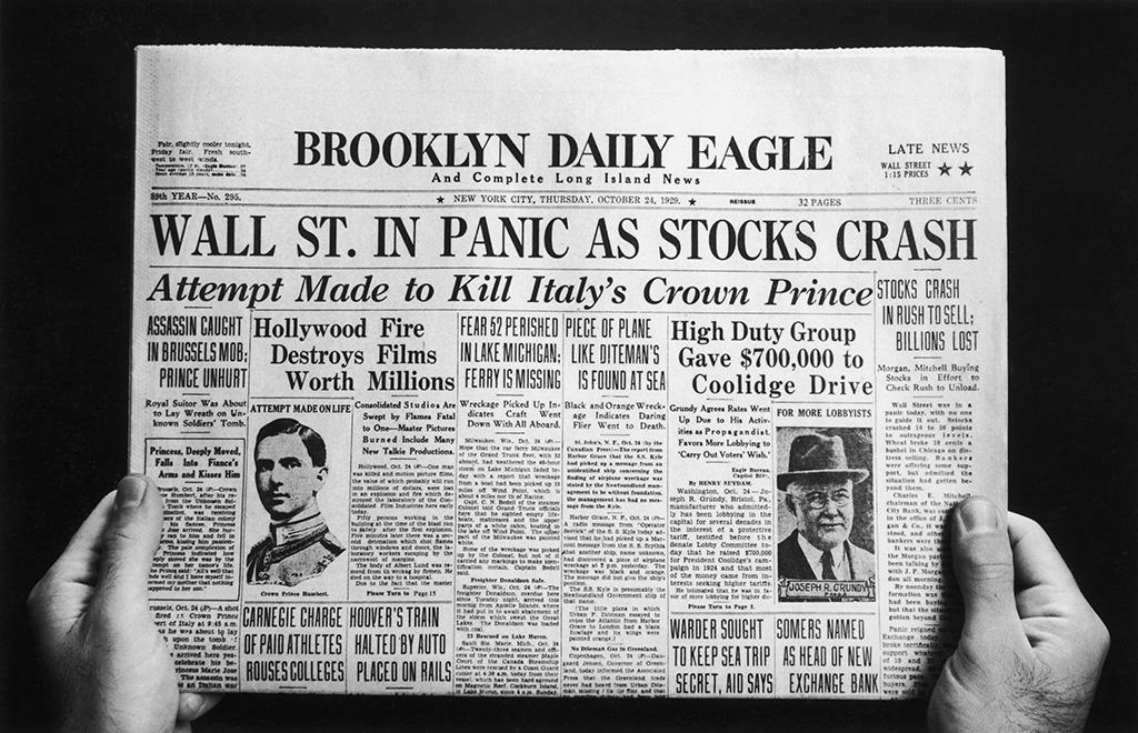 The Great Depression Intro