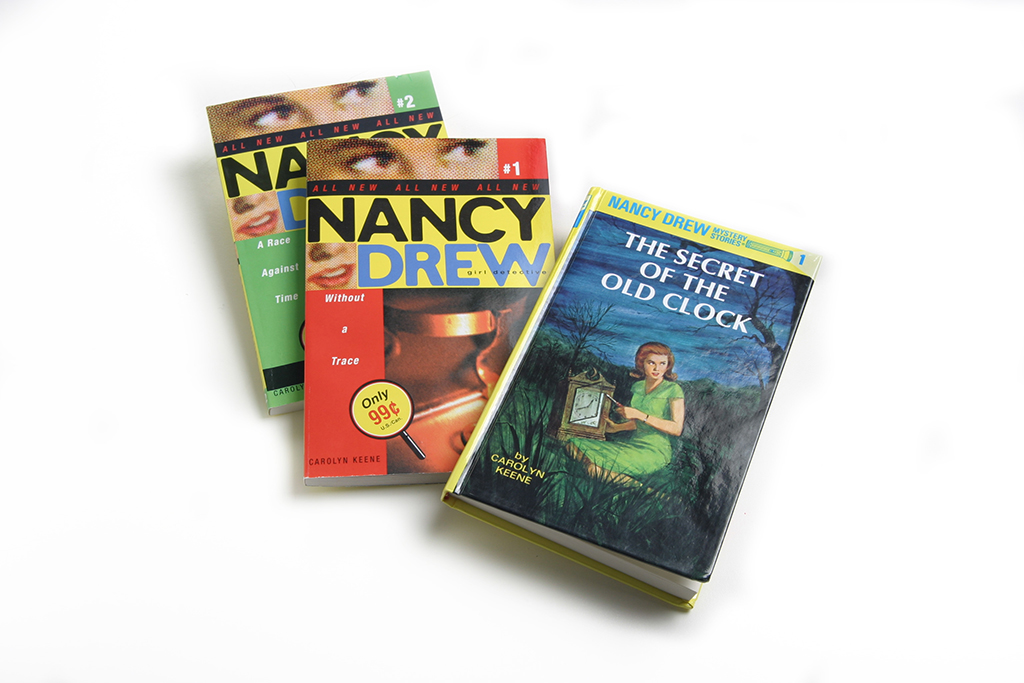 old-and-modern-nancy-drew-series