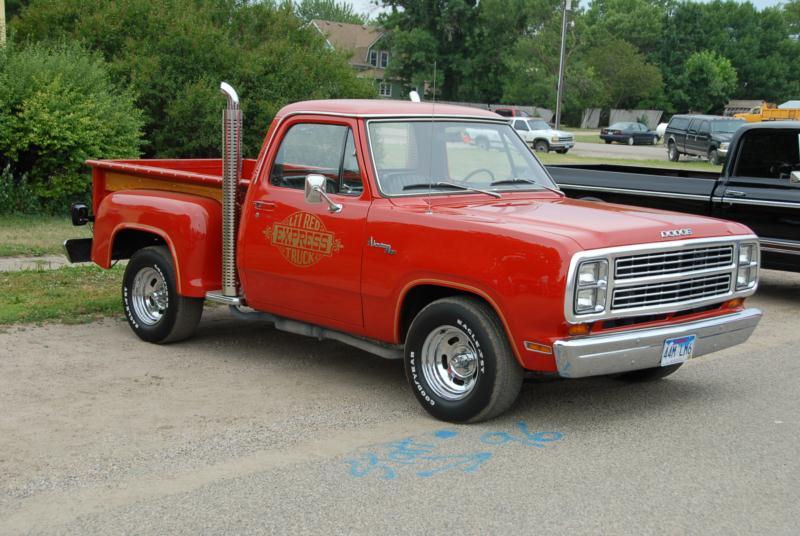 _ _Dodge_1978_Lil' Red Express_Utiline Pickup_ _