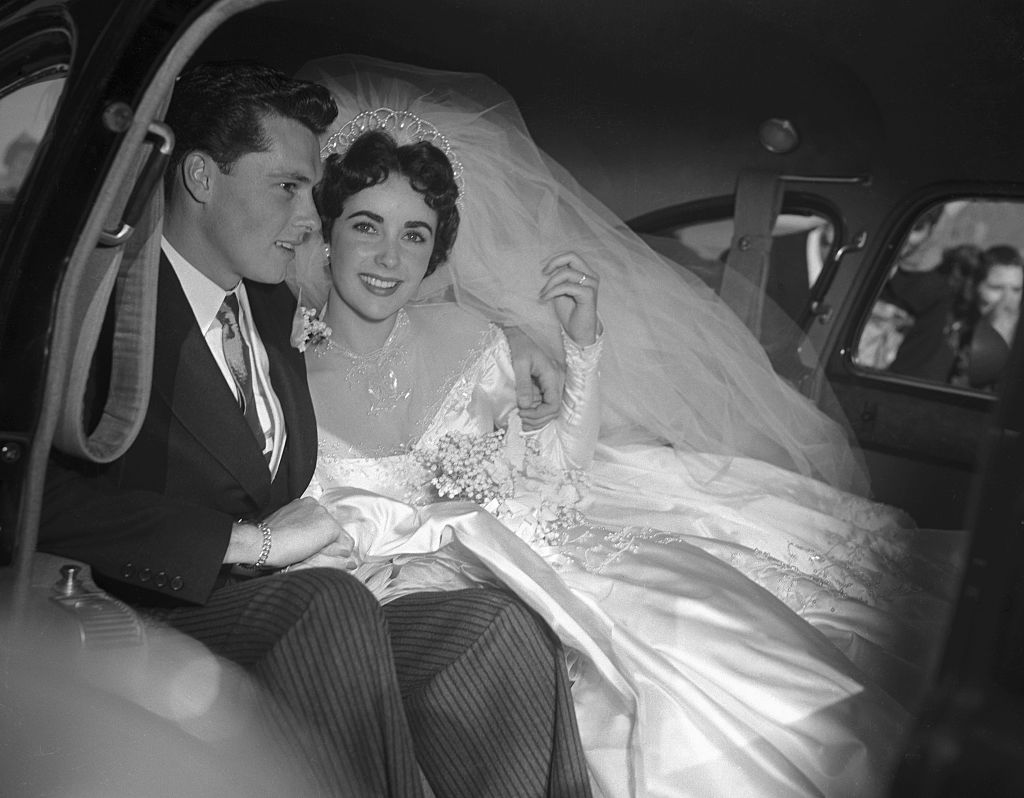 old hollywood wedding 6