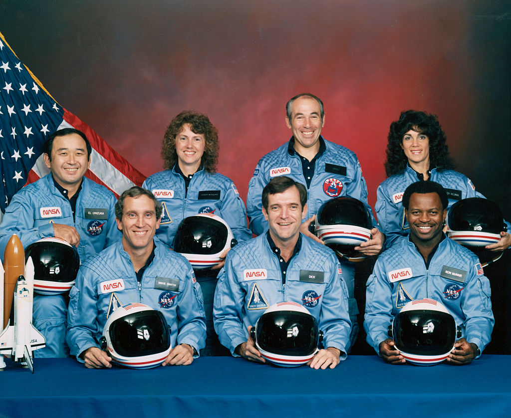 challenger crew last recorded words