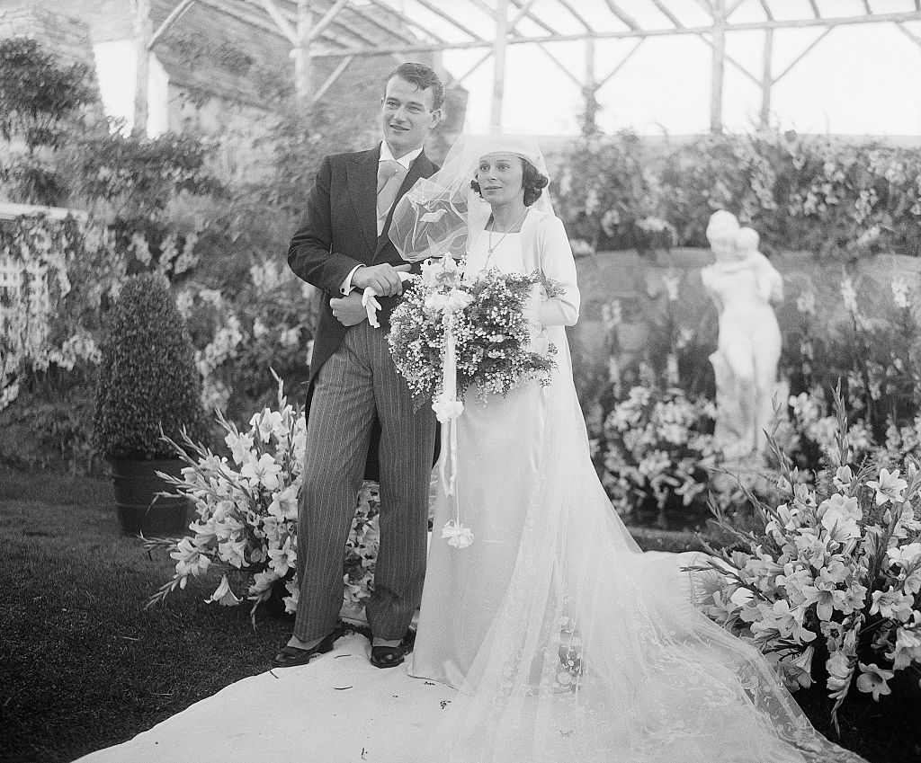 old hollywood wedding 25