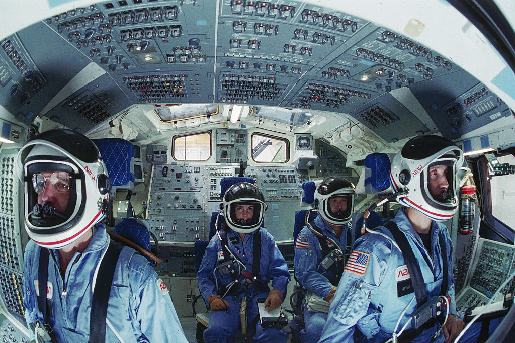 nasa crew couldn't escape during challenger tragedy