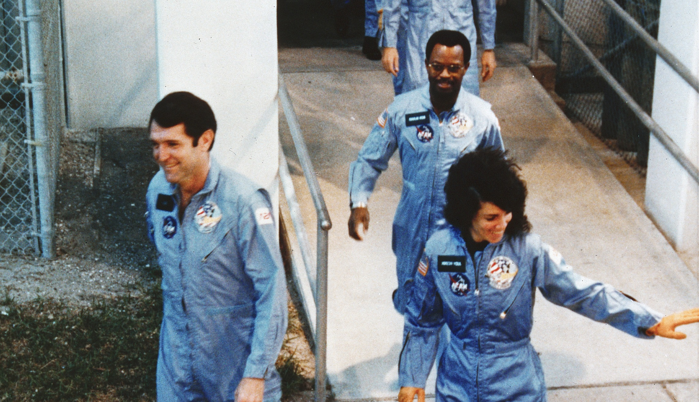 challenger crew was alive during crash
