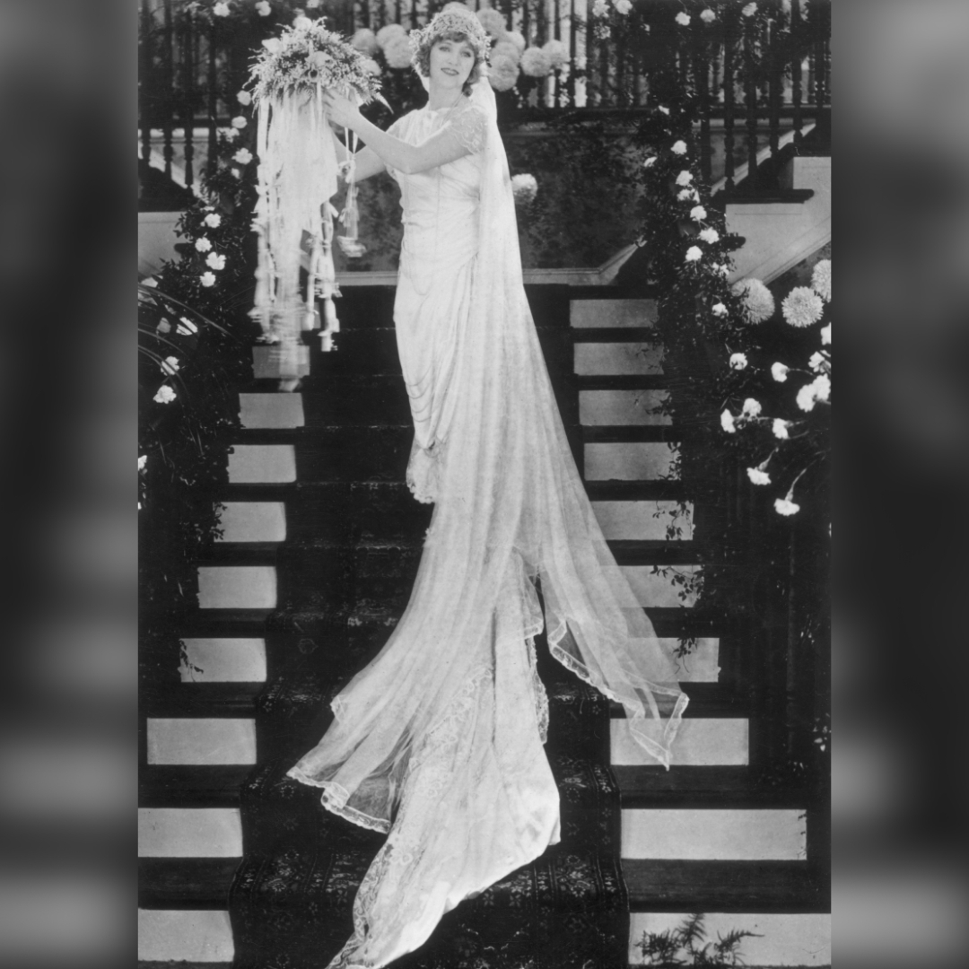 old hollywood wedding 1