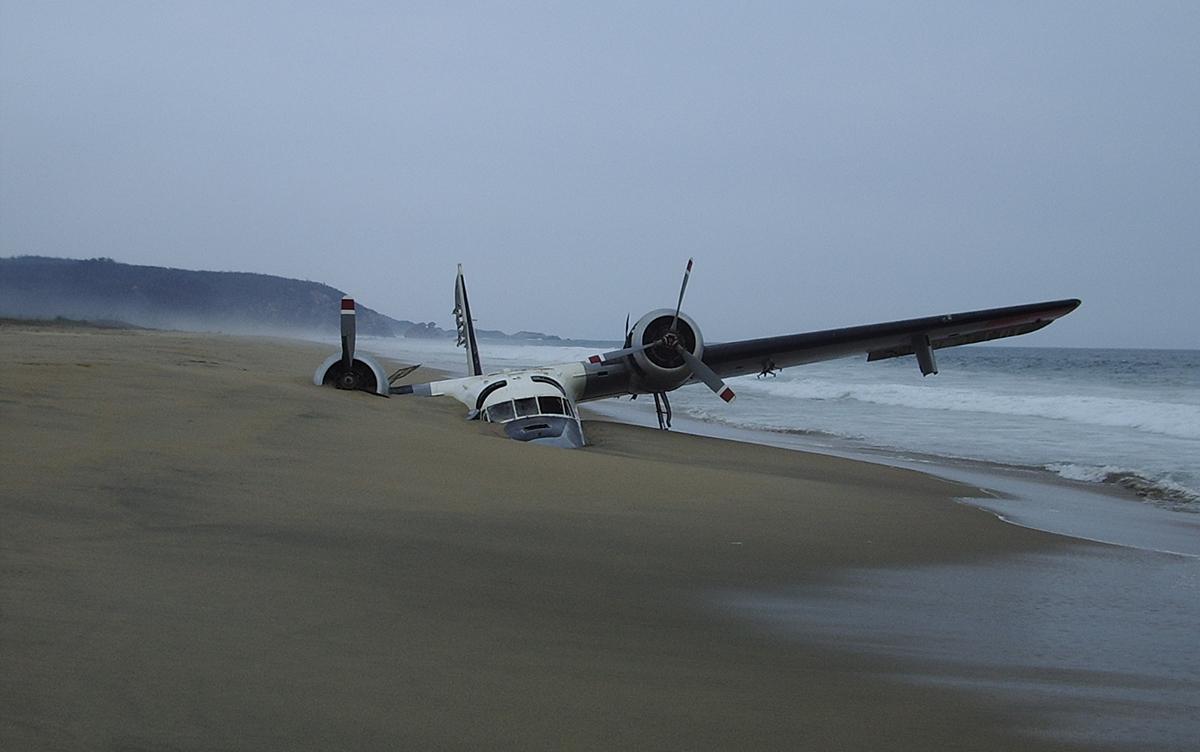 Columbian plane