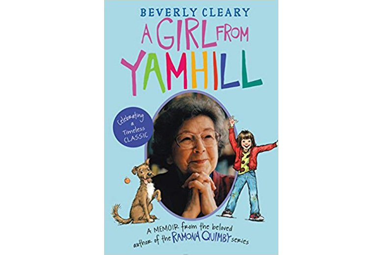 One of Beverly Cleary's memoirs