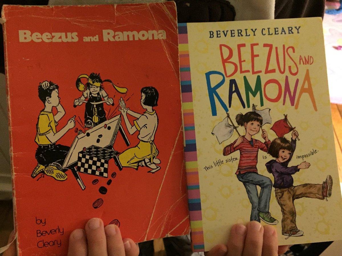 Beezus and Ramona books