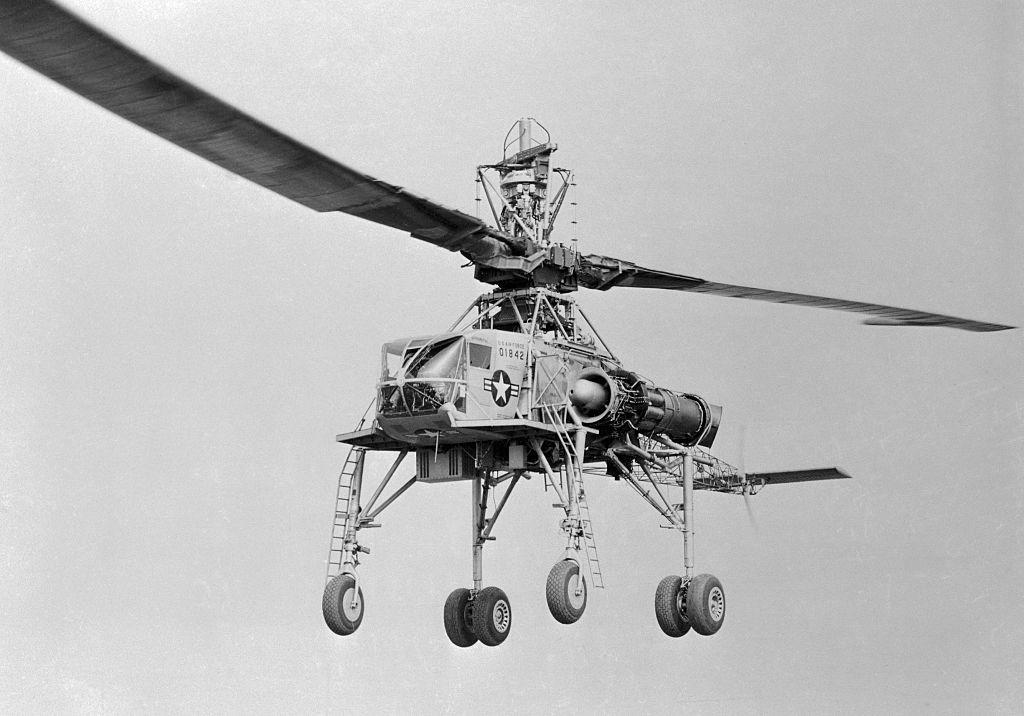 Hughes XH-17