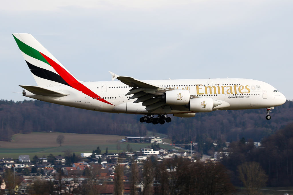 The Airbus A380-800