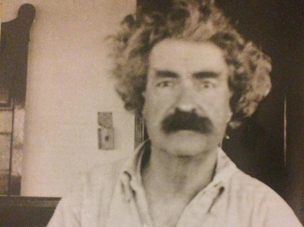 Mark Twain 1895