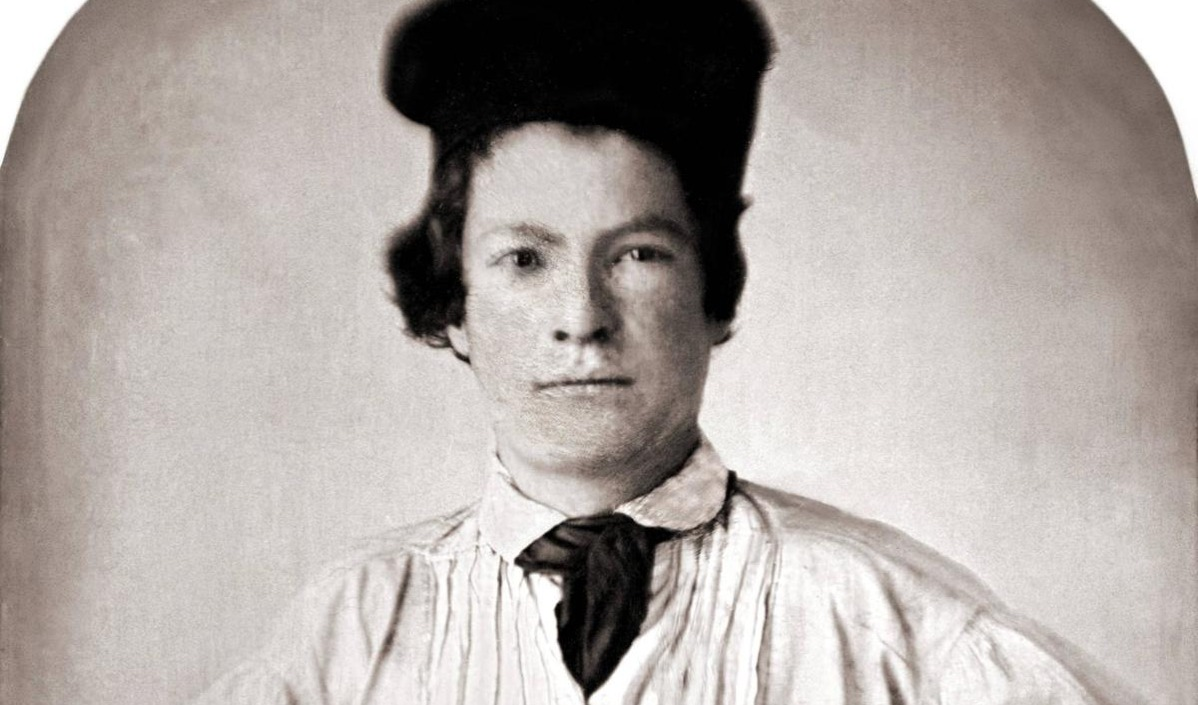 Samuel Clemens age 15