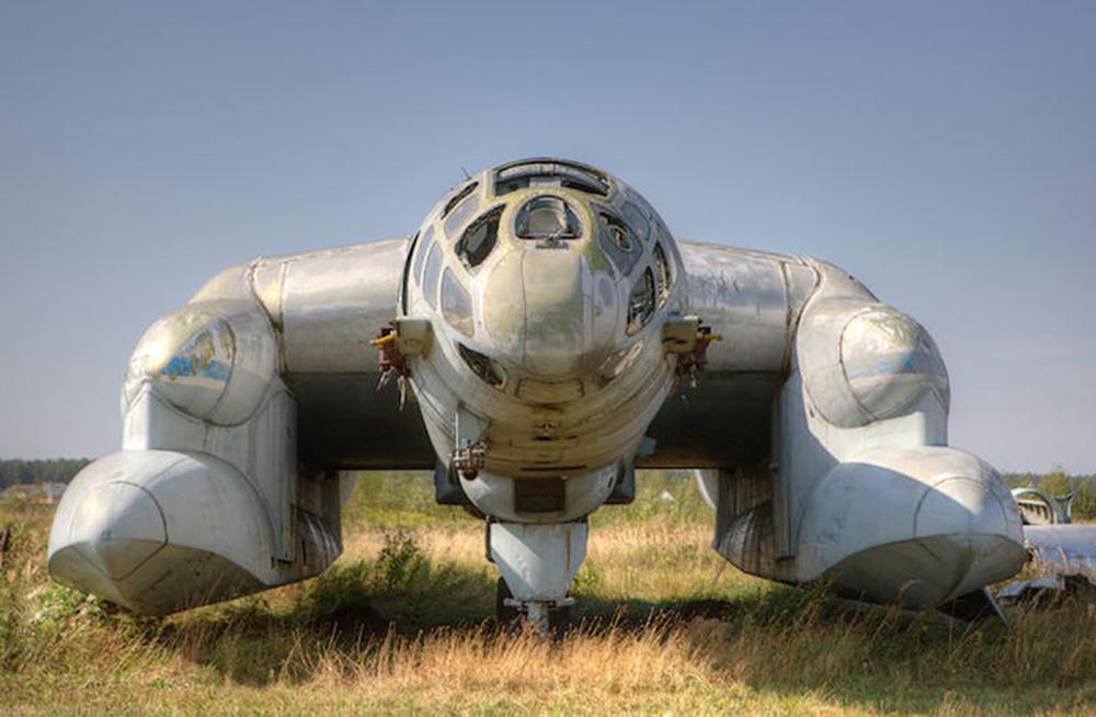 Soviet Aircraft VVA-14