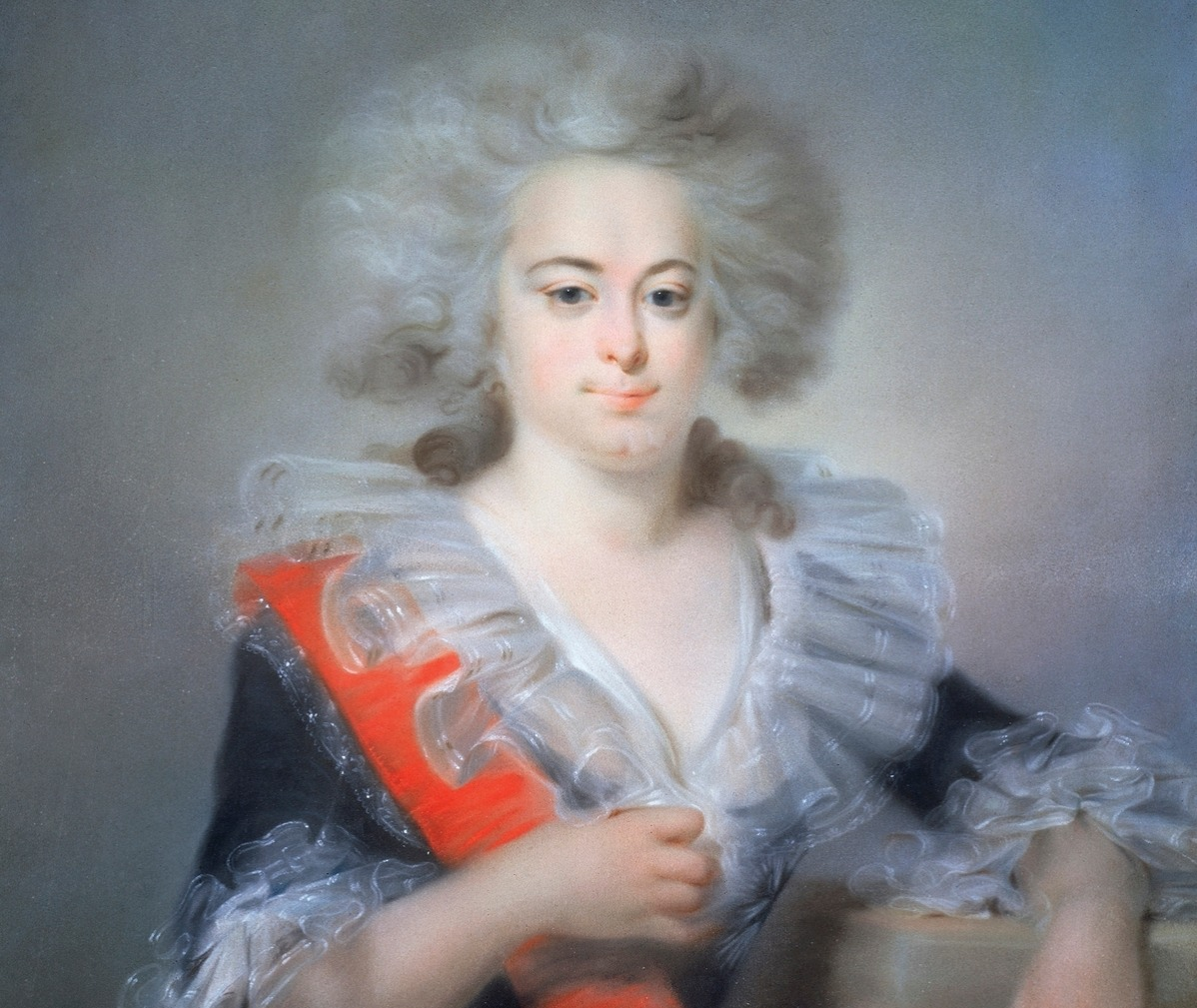 Sophia Augusta Frederica or Catherine II vaccinations in Russia against smallpox
