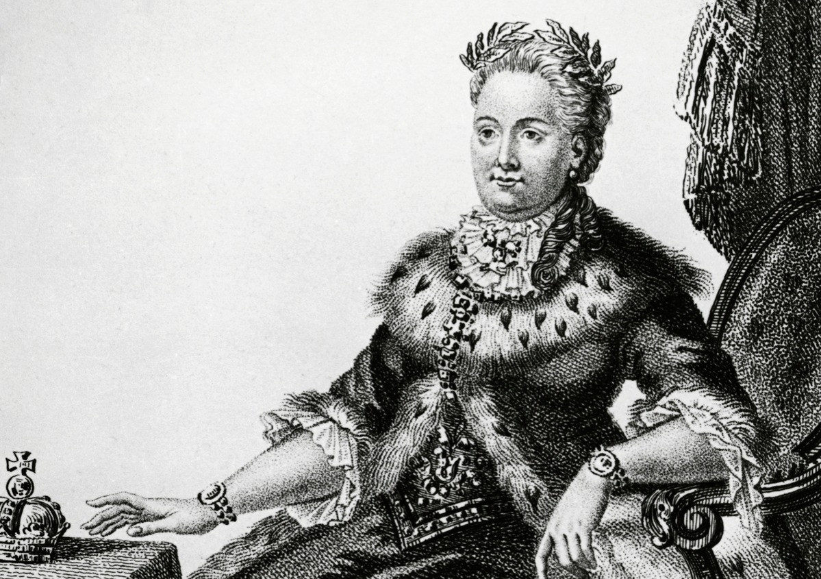 Sophia Augusta Frederica of Anhalt-Zerbst later known as Catherine the Great Empress of Russia