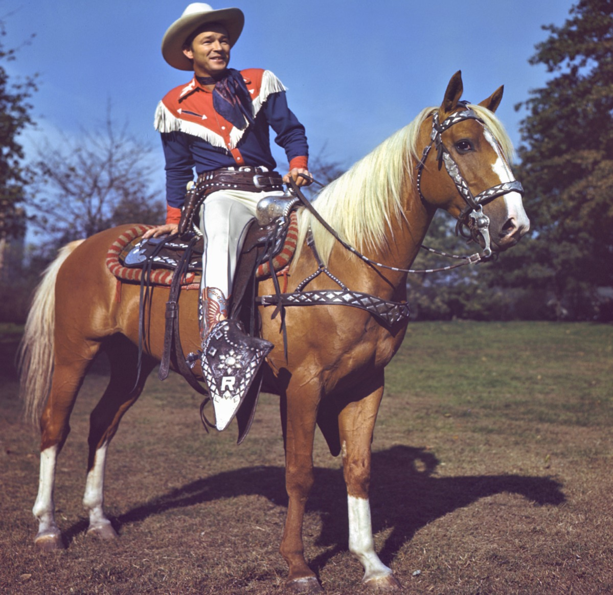 roy rogers horse trigger