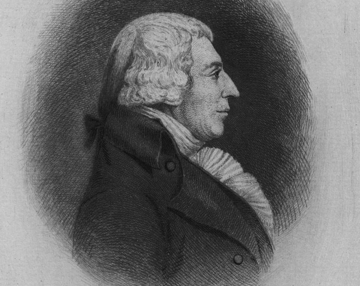Richard Dobbs Spaight, member of the Continental Congress, signer of the Constitution of the United States and the eighth Governor of the U.S. state of North Carolina