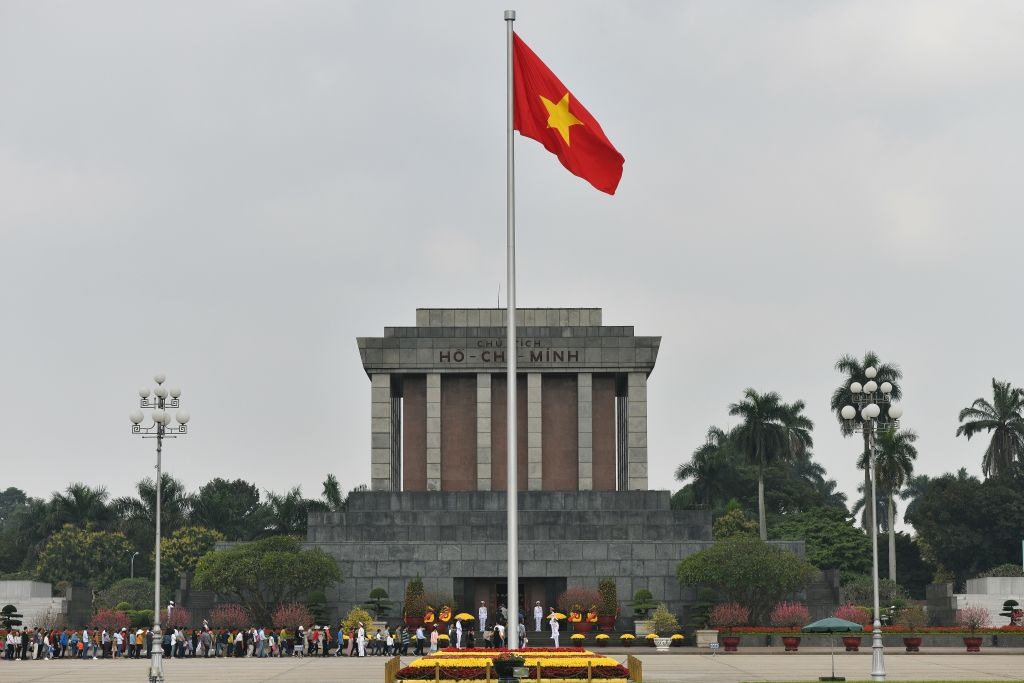 Image of Vietnamese flag