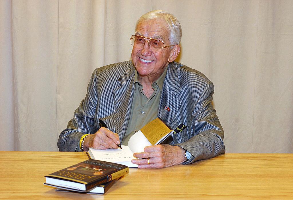 ed mcmahon signing books