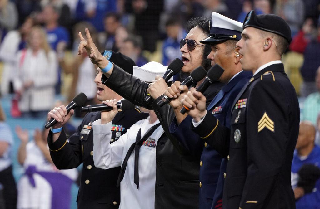 soldier singing