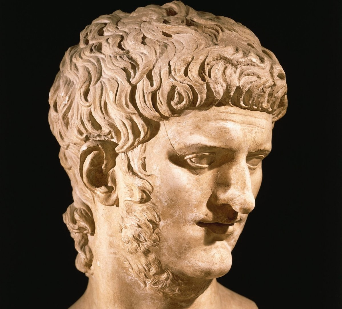 emperor nero real face reveal