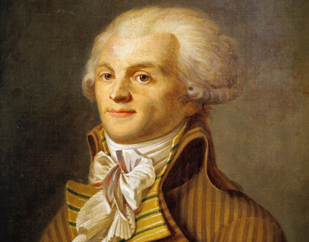 maximilien robespierre real face revealed
