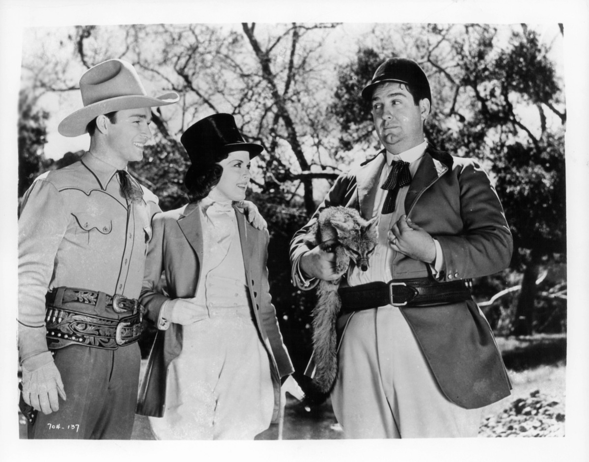 roy rogers changed his name when he began acting