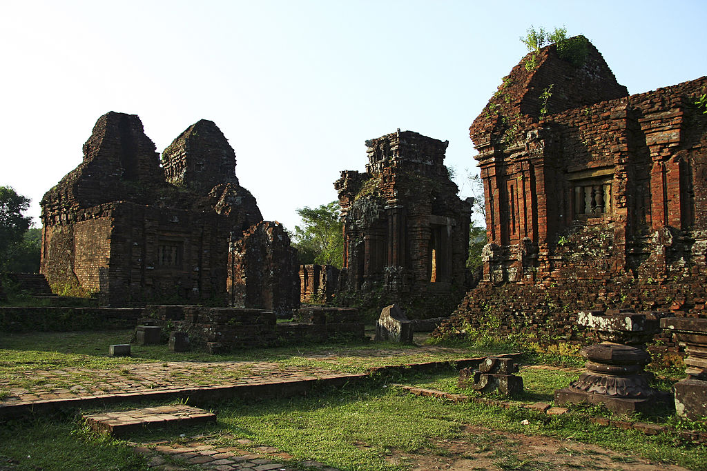 Image of My Son Temples