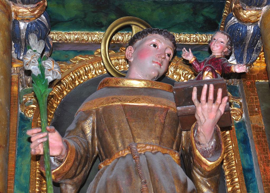anthony saint