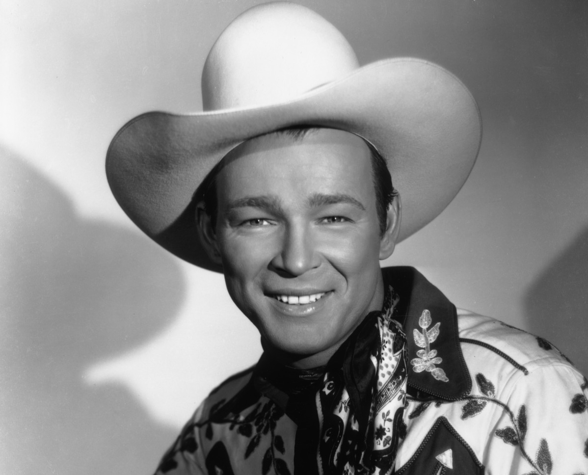 roy rogers grew up with humble beginnings