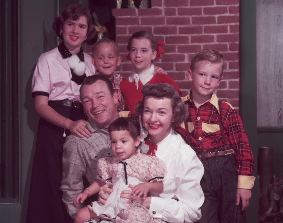 roy rogers children sandy and debbie died