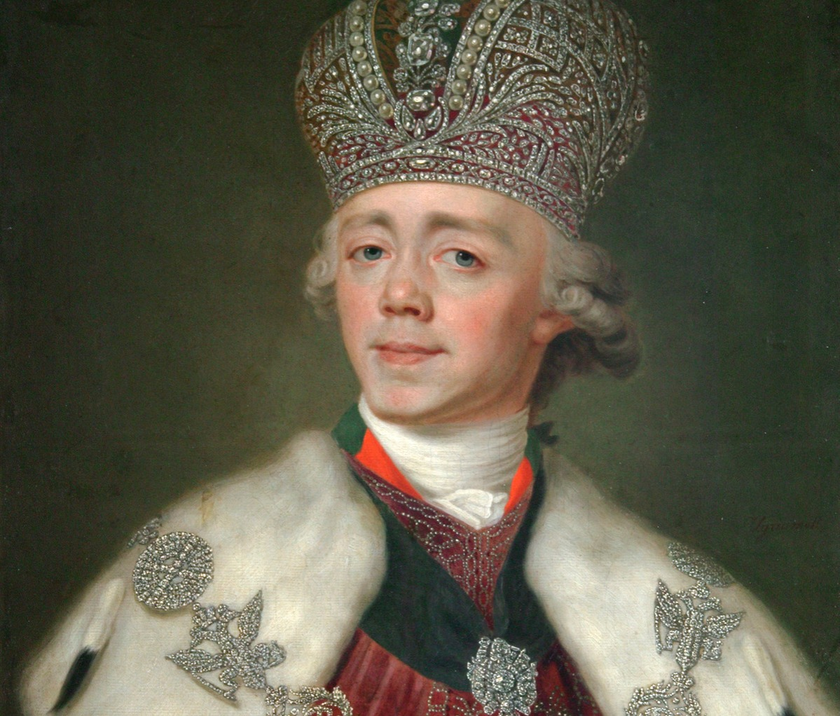 Paul I claims throne after Catherine the Great, but his reign goes as terribly as Catherine feared.