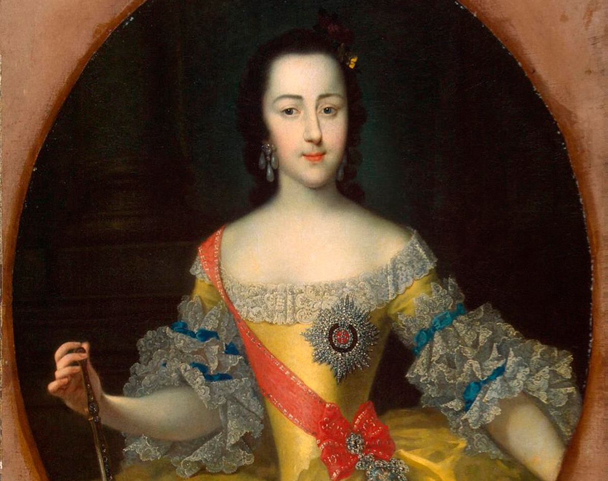 Catherine the Great weds to Peter III and usurps the throne