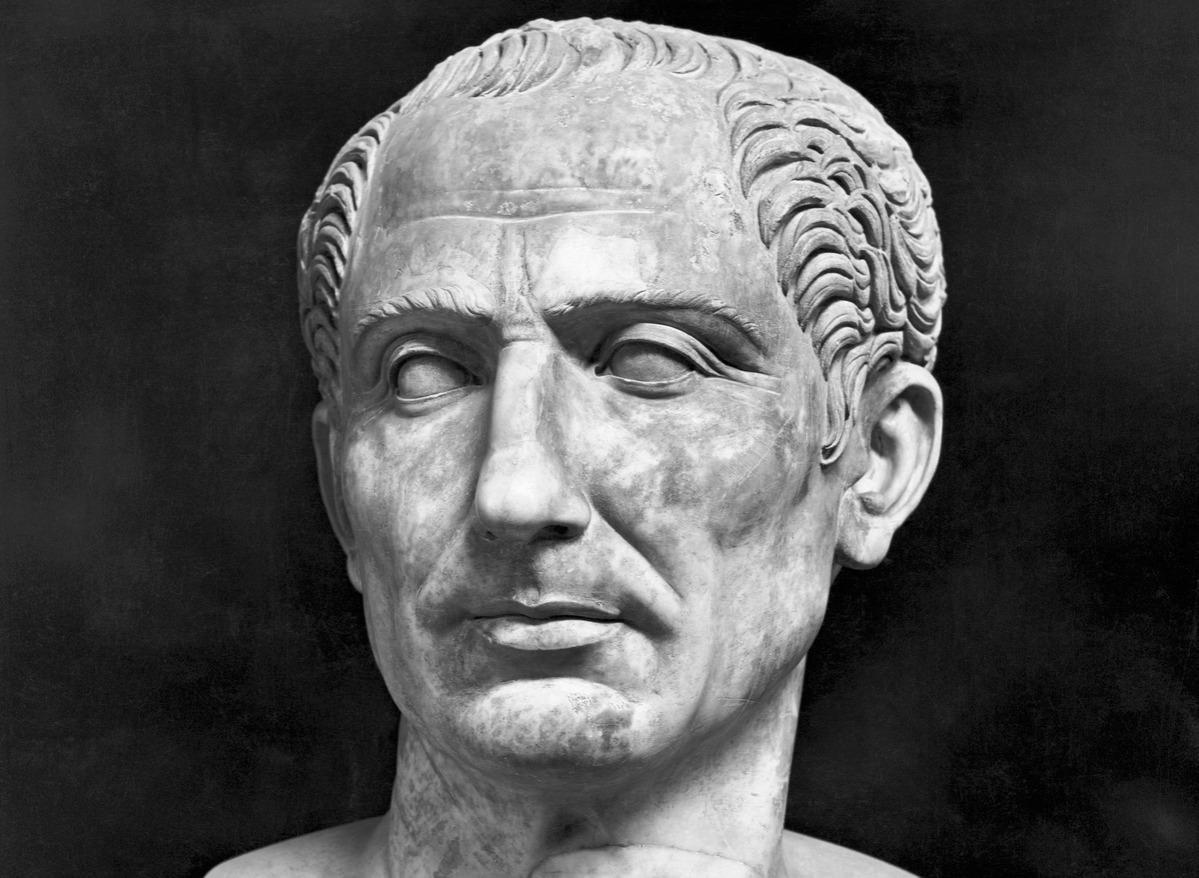 julius caesar real face revealed