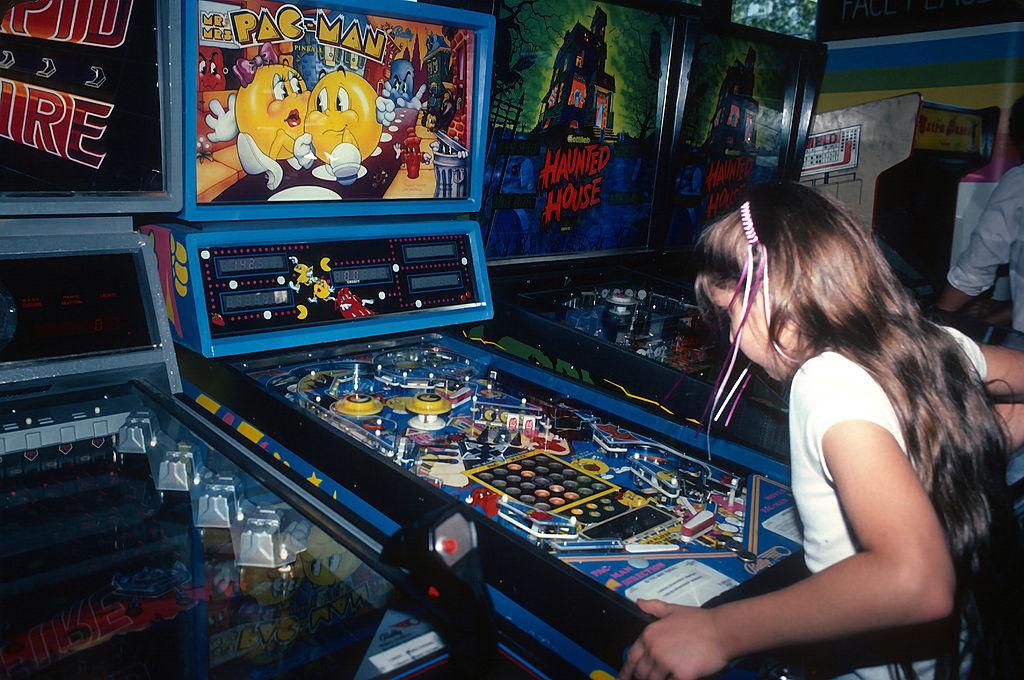 arcade 80s