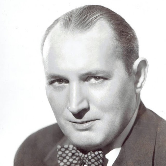robert ripley black and white headshot