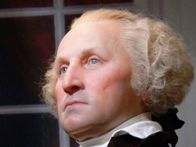 this is what george washington really looked like