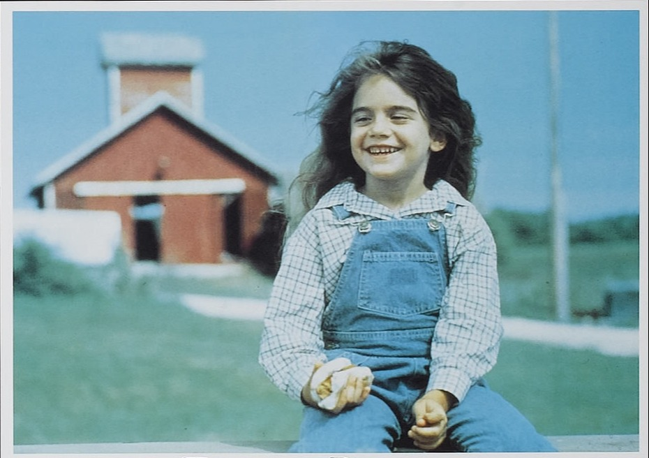 gaby hoffmann recalls filming field of dreams