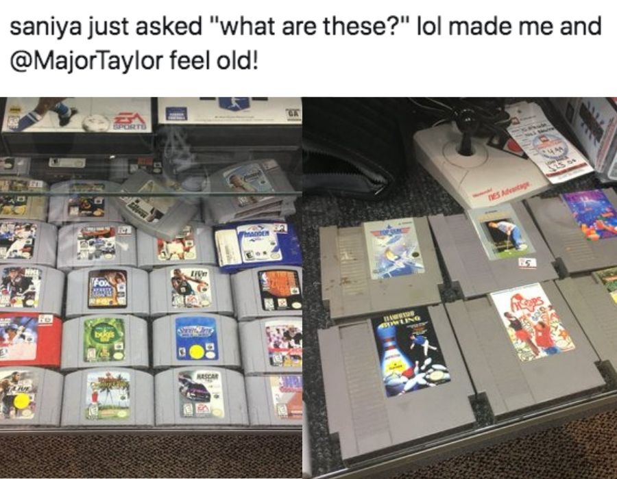 what are those cartridges nintendo