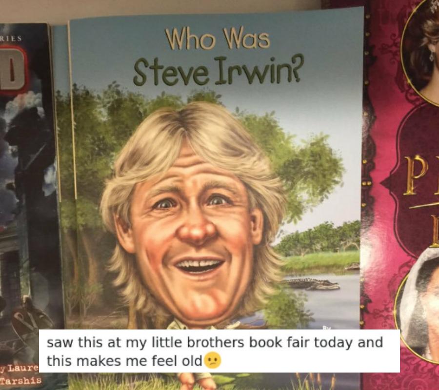 who was steve irwin