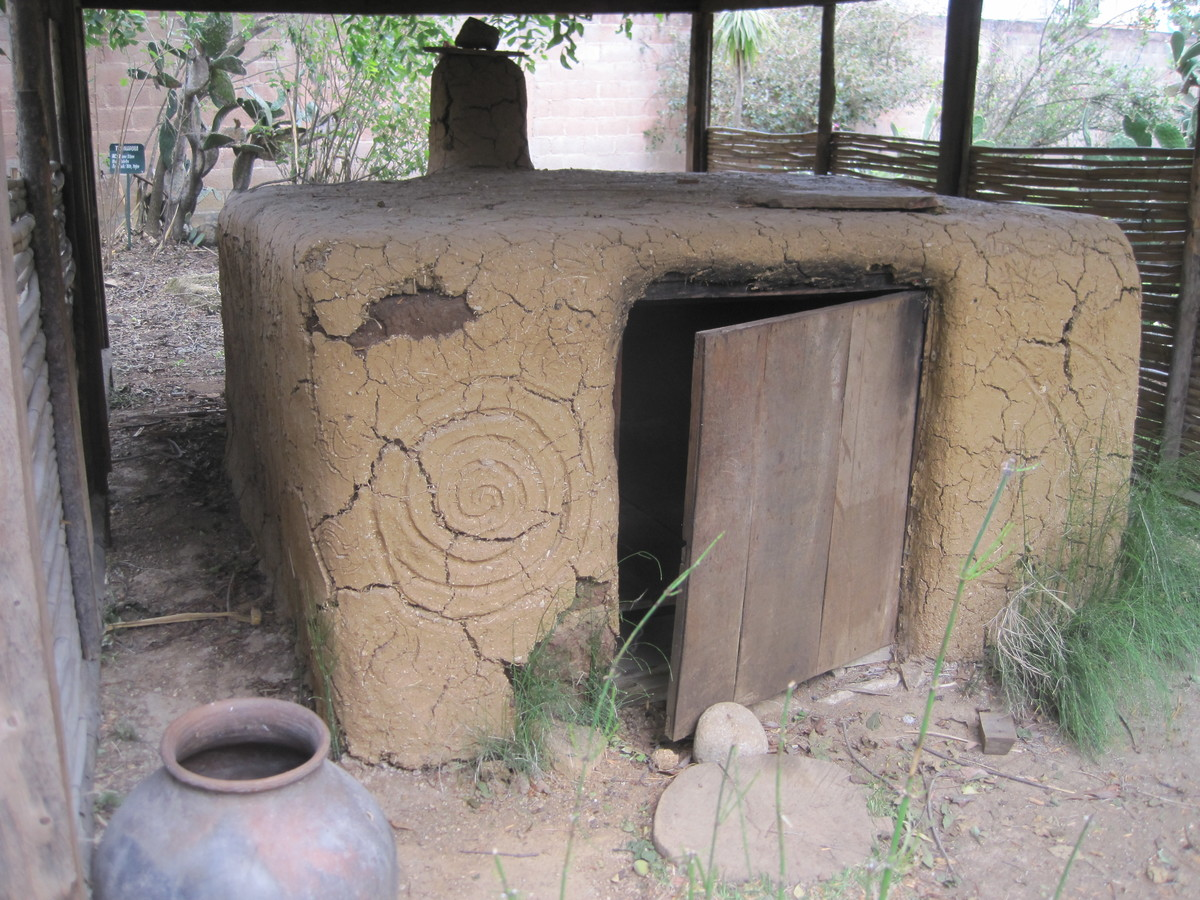 ancient maya sweatbath in san cristobal de las casas