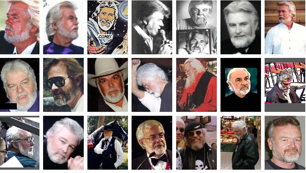 Pictures of Men Who Look Like Kenny Rogers