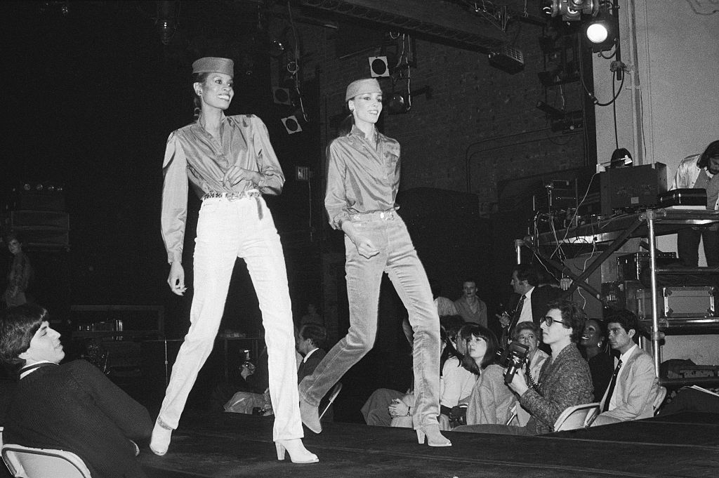 gloria vanderbilt tight jeans